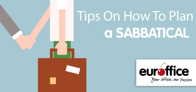 Tips On How To Plan A Sabbatical