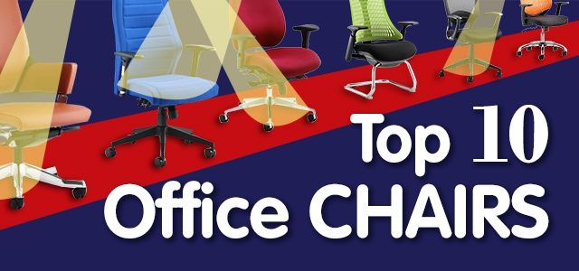 Top Ten Office Chairs