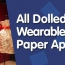 All Dolled Up – Wearable Art And Paper Apparel