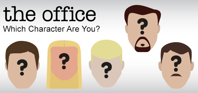 The Office: Which of These Characters Are In Your Office?