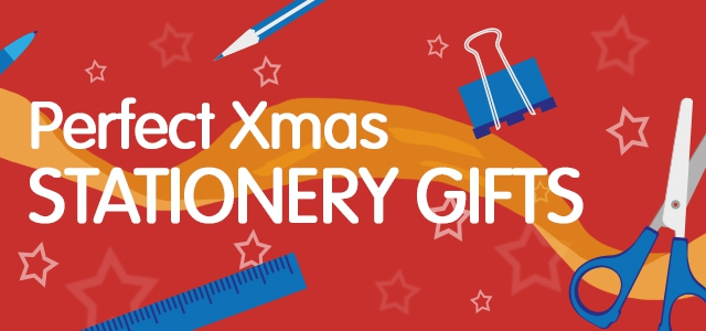 Perfect Christmas Stationery Gifts