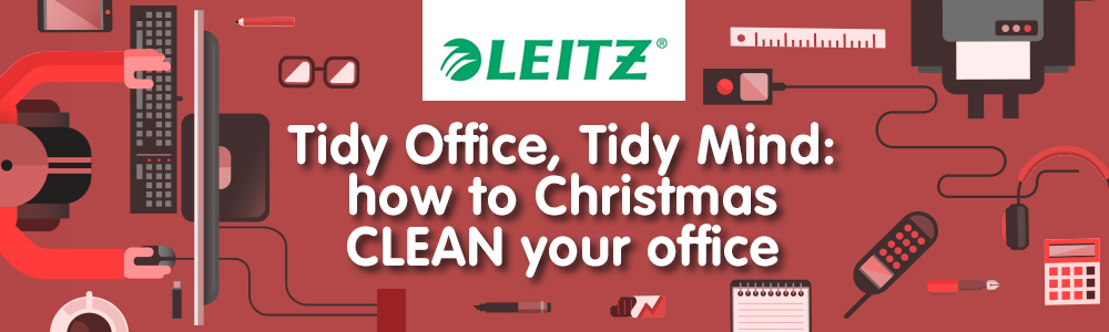 Tidy Office, Tidy Mind: How To Christmas Clean Your Office