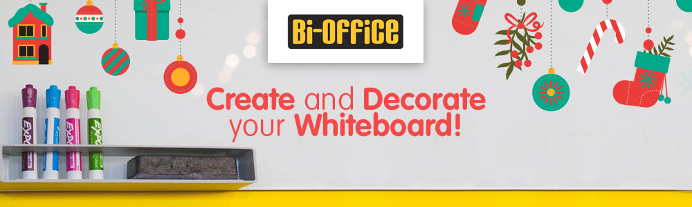 Create and Decorate your Whiteboard!