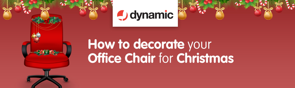 How To Decorate Your Office Chair For Christmas