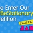 How To Enter Our #DontBeStationary Competition