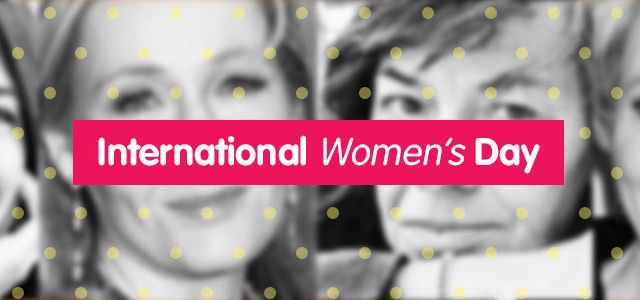 Write On: International Women's Day