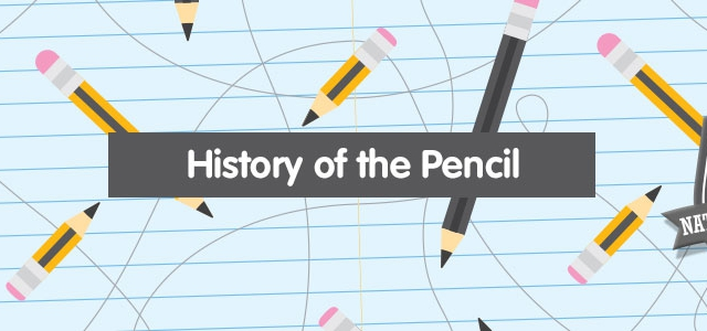 A History of the Pencil for National Pencil Day