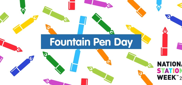 Ready to Write For Fountain Pen Friday?