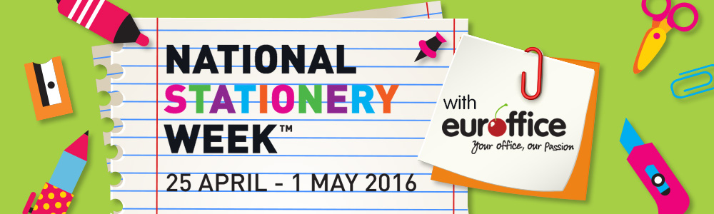 National Stationery Week with Euroffice