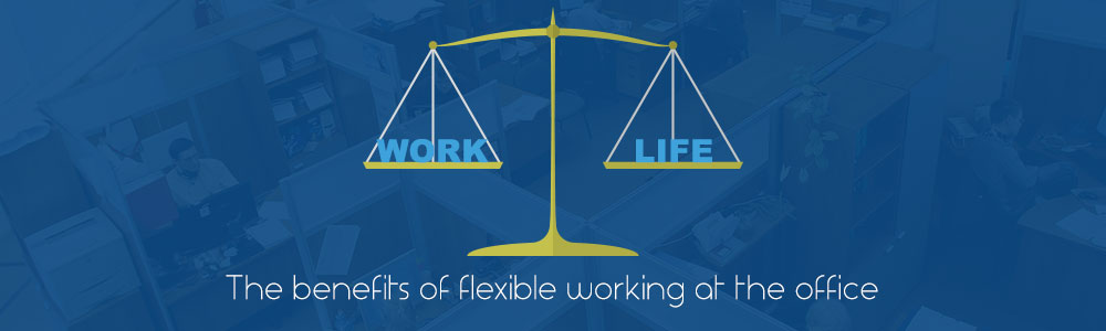 The Benefits of Flexible Working At The Office