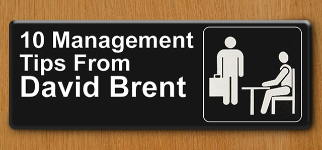 10 Management Tips From David Brent
