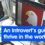 An Introvert's Guide To Thriving In The Workplace