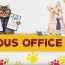 Famous office cats