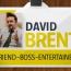 David Brent – a Life in a CV