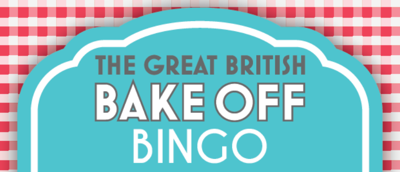 Great British Bake Off Bingo