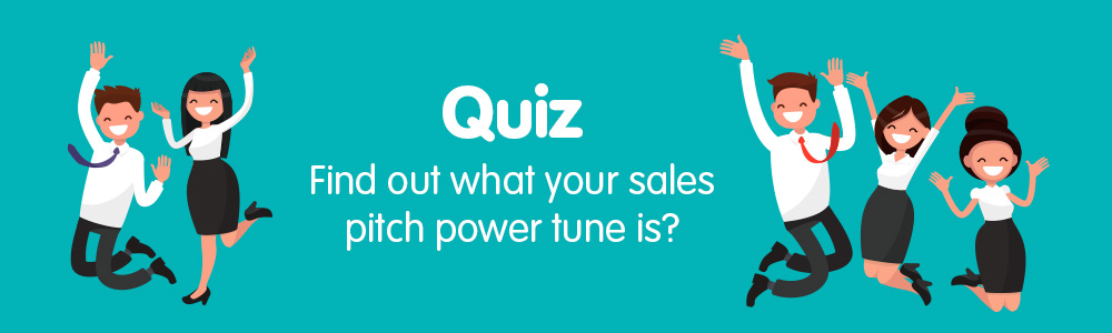 What's your sales power up song?