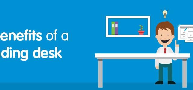 Benefits of a standing desk