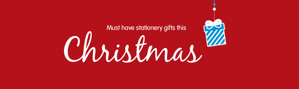 Top stationery stocking fillers this Christmas