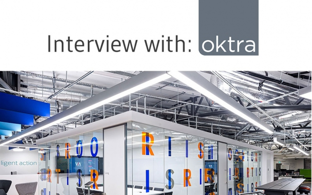 Interview with: Oktra's Design Director