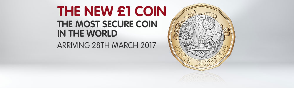 The pound coin won't be round for much longer