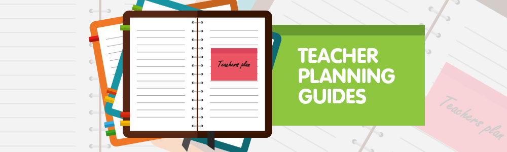 Teacher Planning Guides For The Year Ahead